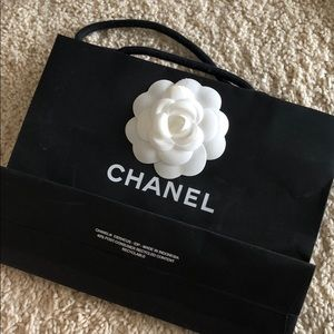 Chanel small shopping bag